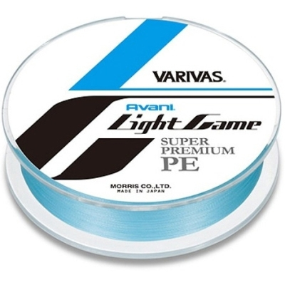 Шнур Varivas Avani Light Game Super Premium PE