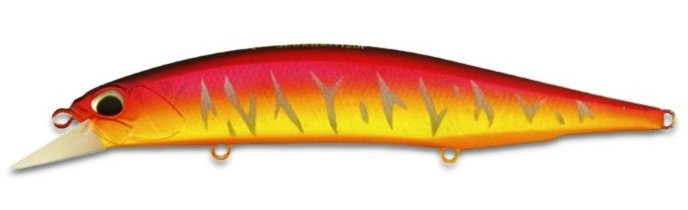 Воблер DUO Realis Jerkbait 120SP, 120мм, 18,0гр, P-79 ACC3079 Mat Red Tiger (P79)